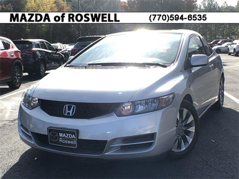 2010 Honda Civic for sale in Roswell, GA