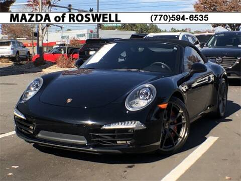 2013 Porsche 911 for sale in Roswell, GA
