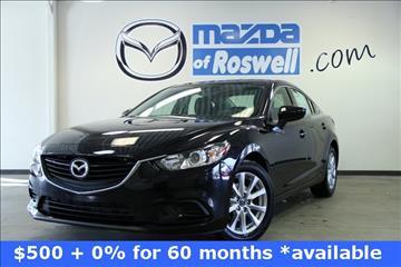 2017 Mazda MAZDA6 for sale in Roswell, GA