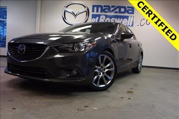 2014 Mazda MAZDA6 for sale in Roswell, GA
