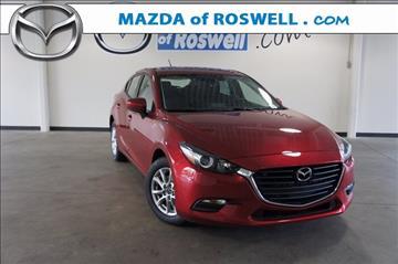 2017 Mazda MAZDA3 for sale in Roswell, GA