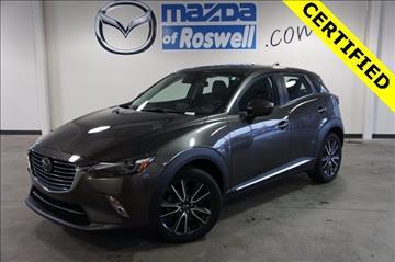 2016 Mazda CX-3 for sale in Roswell, GA