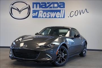 2017 Mazda MX-5 Miata RF for sale in Roswell, GA