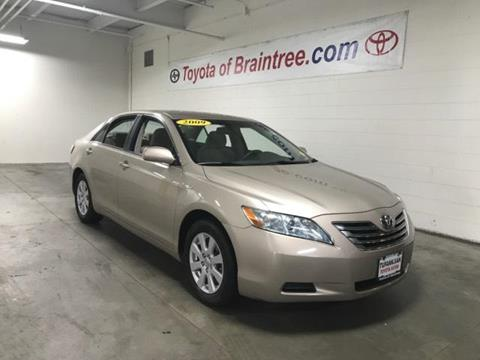 2009 Toyota Camry Hybrid for sale in Braintree MA