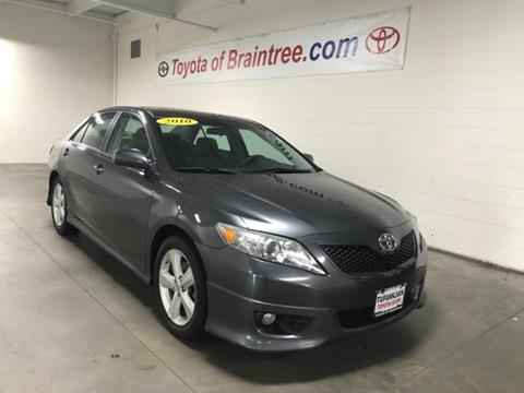 2010 Toyota Camry for sale in Braintree MA