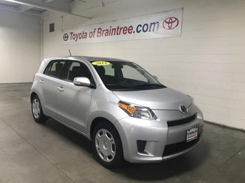 2014 Scion xD for sale in Braintree MA