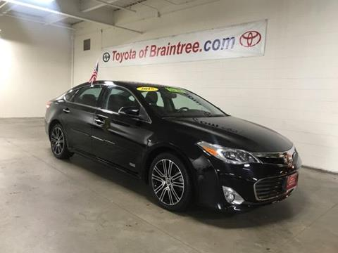 2015 Toyota Avalon for sale in Braintree MA
