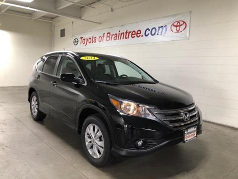 2014 Honda CR-V for sale in Braintree MA