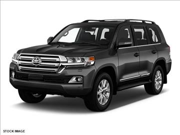 2016 Toyota Land Cruiser for sale in Braintree, MA