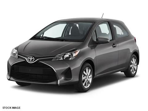 2017 Toyota Yaris for sale in Braintree, MA