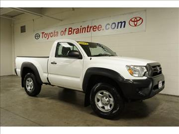 2012 Toyota Tacoma for sale in Braintree, MA