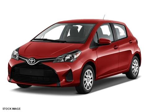 2017 Toyota Yaris for sale in Braintree MA