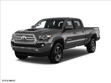 2017 Toyota Tacoma for sale in Braintree, MA