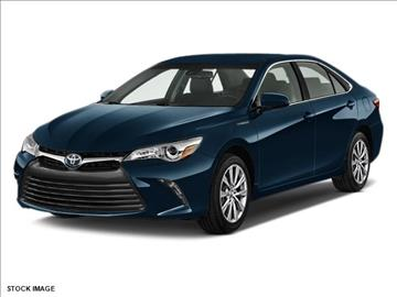 2017 Toyota Camry Hybrid for sale in Braintree, MA