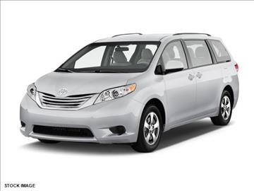 2017 Toyota Sienna for sale in Braintree, MA