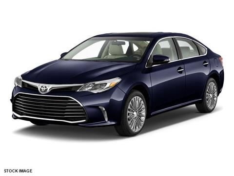 2017 Toyota Avalon for sale in Braintree MA
