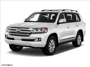 2017 Toyota Land Cruiser for sale in Braintree, MA