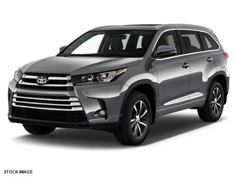2017 Toyota Highlander for sale in Braintree MA
