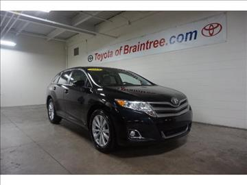 2013 Toyota Venza for sale in Braintree, MA