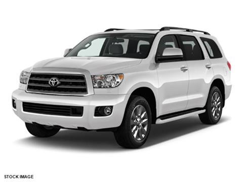 2017 Toyota Sequoia for sale in Braintree MA
