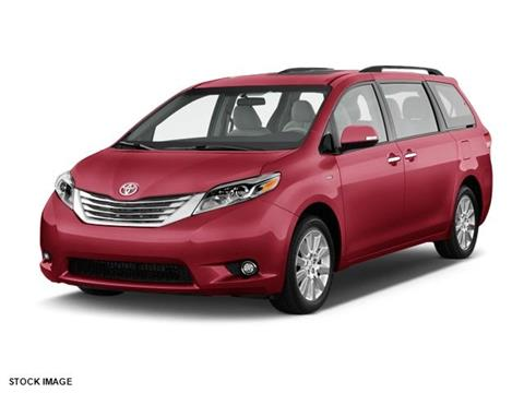 2017 Toyota Sienna for sale in Braintree MA