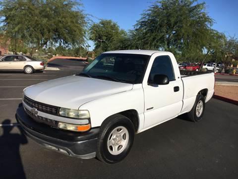 2000 Chevrolet Silverado 1500 for sale in Queen Creek, AZ
