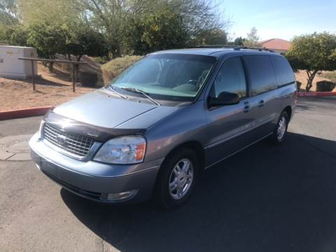 2004 Ford Freestar For Sale In Queen Creek AZ