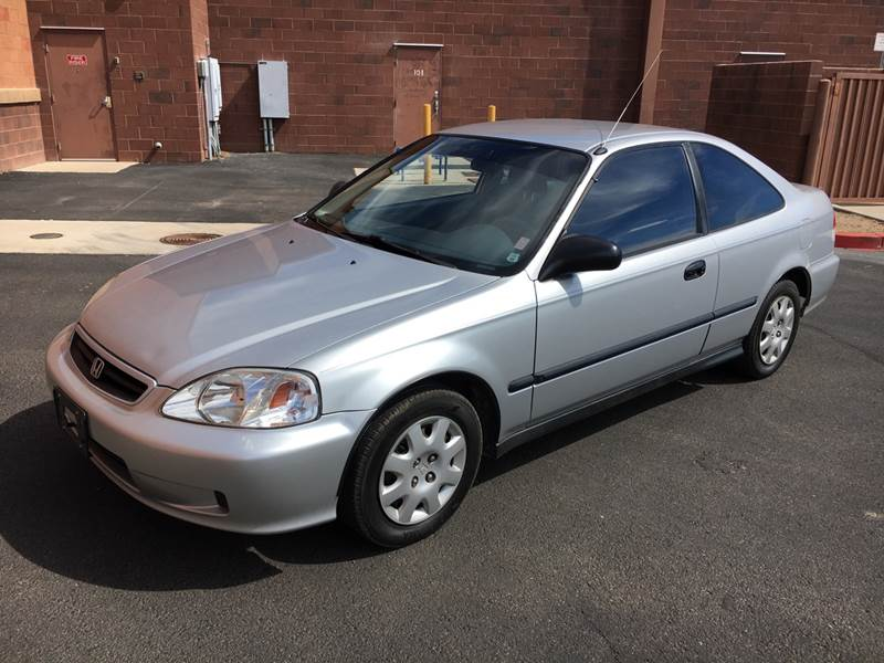 1999 Honda Civic DX 2dr Coupe   Queen Creek AZ