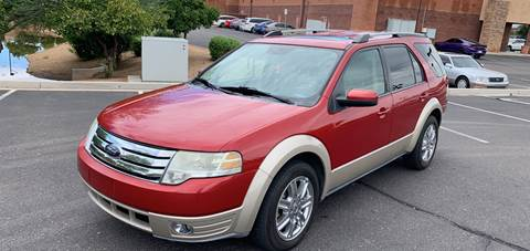 2009 Ford Taurus X for sale in Queen Creek, AZ