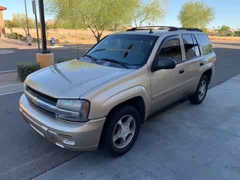 2007 Chevrolet TrailBlazer for sale in Queen Creek, AZ