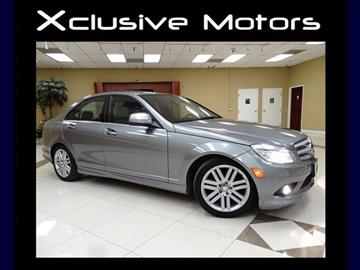 2009 Mercedes-Benz C-Class for sale in San Diego, CA