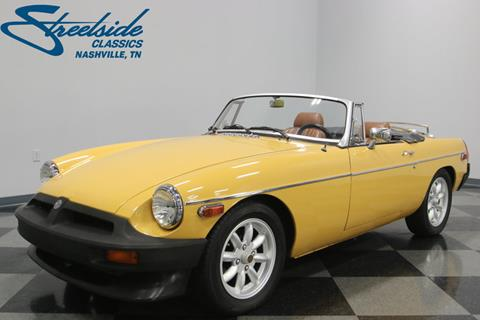1977 MG MGB for sale in La Vergne, TN