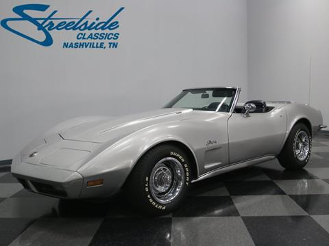 1973 Chevrolet Corvette for sale in La Vergne, TN