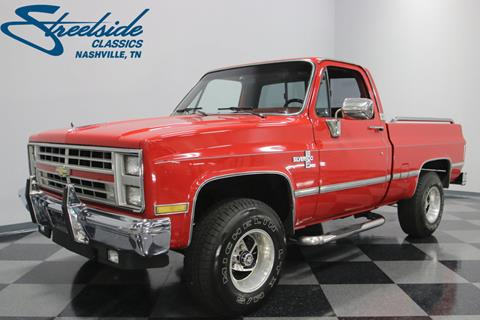 1985 Chevrolet C/K 10 Series for sale in La Vergne, TN