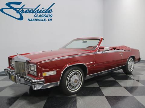1984 Cadillac Eldorado for sale in La Vergne, TN