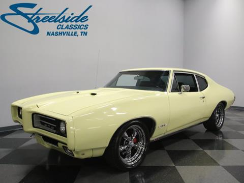 1969 Pontiac Le Mans for sale in La Vergne, TN
