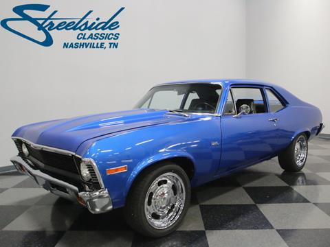 1971 Chevrolet Nova for sale in La Vergne, TN