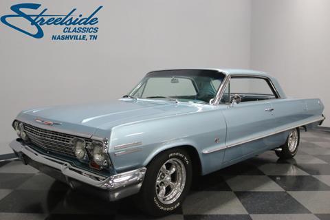 1963 Chevrolet Impala for sale in La Vergne, TN