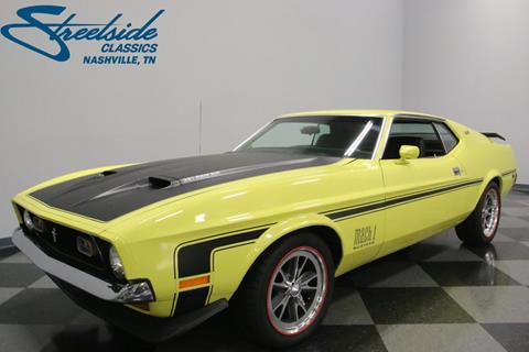 1973 Ford Mustang for sale in La Vergne, TN