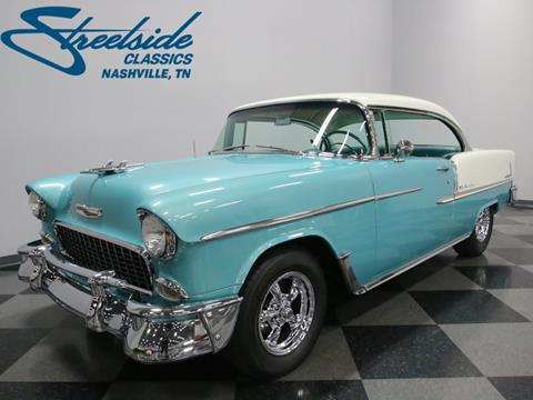 1955 Chevrolet Bel Air for sale in La Vergne, TN