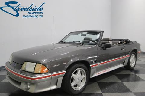 1992 Ford Mustang for sale in La Vergne, TN