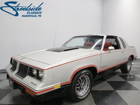 1984 Oldsmobile Cutlass Calais