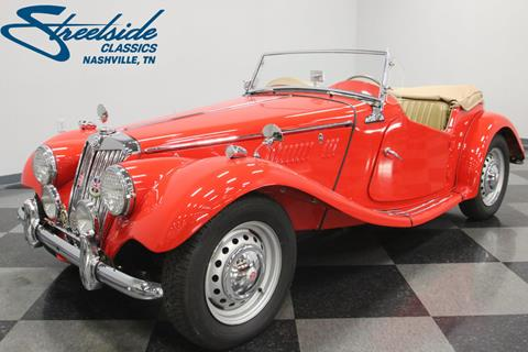 1954 MG TF for sale in La Vergne, TN