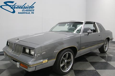 1985 Oldsmobile Cutlass Salon