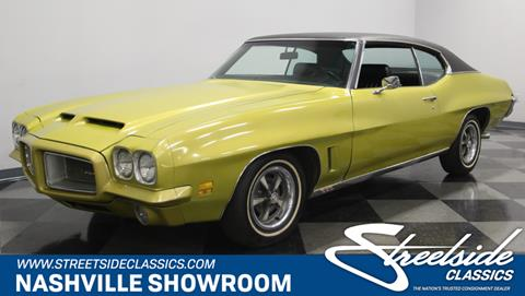 1972 Pontiac Le Mans for sale in La Vergne, TN