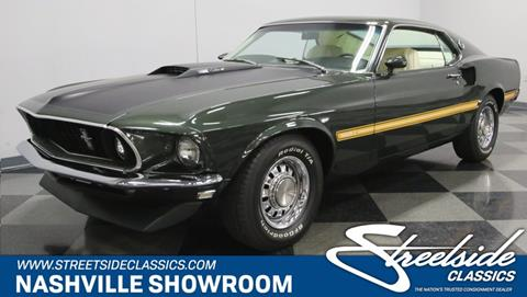 1969 Ford Mustang for sale in La Vergne, TN