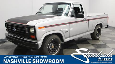 1986 Ford F-150 For Sale - Carsforsale.com®