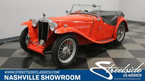 1947 MG TC for sale in La Vergne, TN