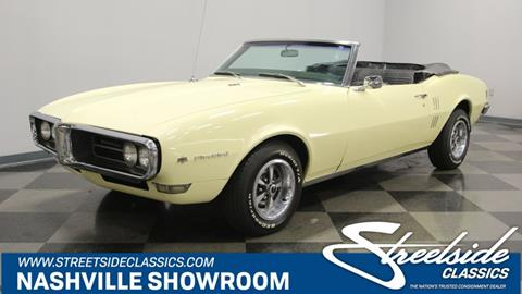 1968 Pontiac Firebird for sale in La Vergne, TN