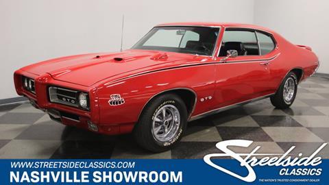 1969 Pontiac GTO for sale in La Vergne, TN